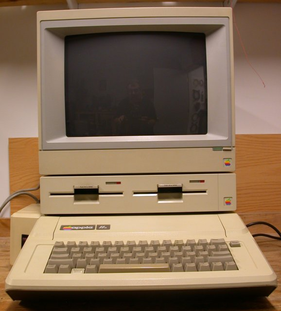 Apple Iie Enhanced
