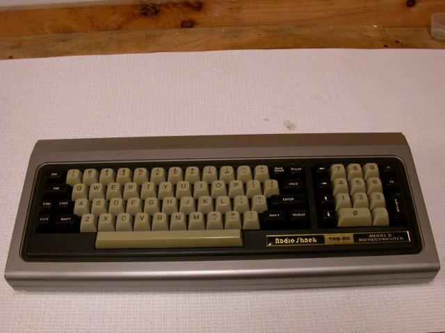 Trs 80 Model Ii